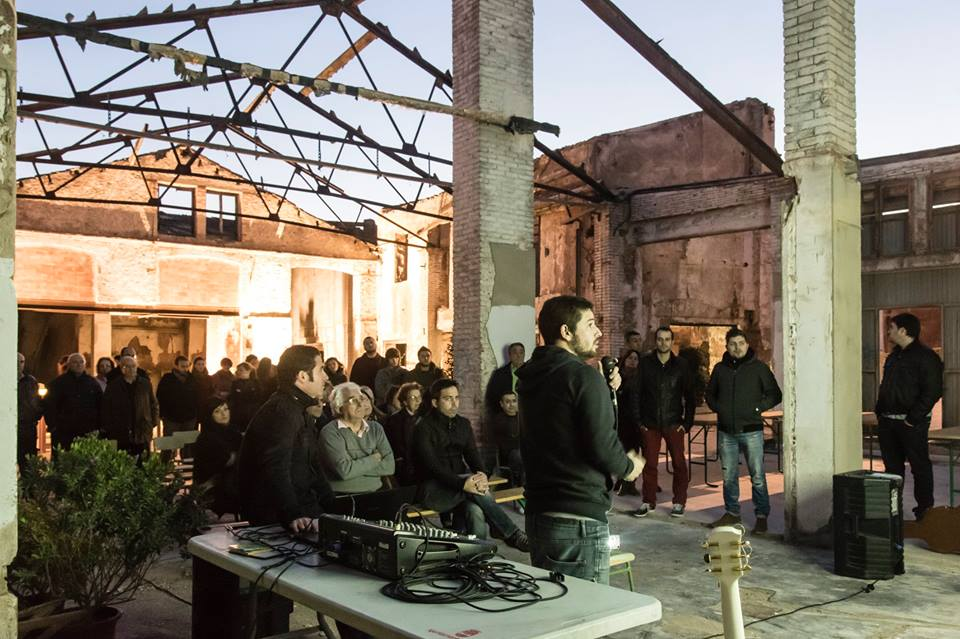 Expertos en patrimonio industrial cerámico participan en las Jornadas de Socialización por la recuperación de La Campaneta en Onda.